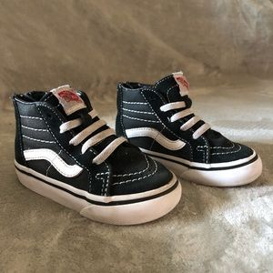 Vans Old Skool Toddler High Tops